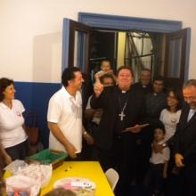 Il Cardinale ringrazia tutti i Soci Fondatori